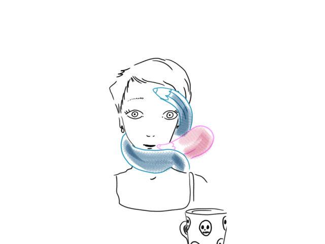 kreslená animace